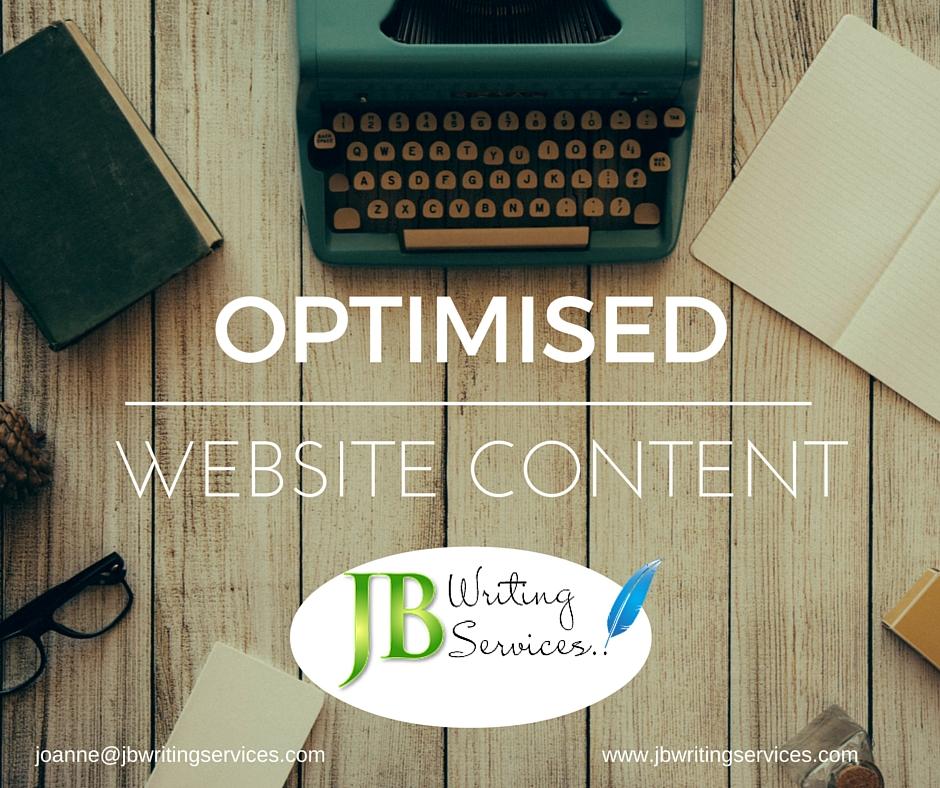 Optimised website content, Cork, Ireland