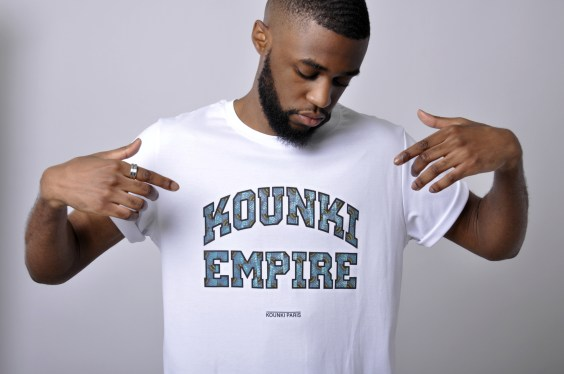 Kounki Empire tee-shirt