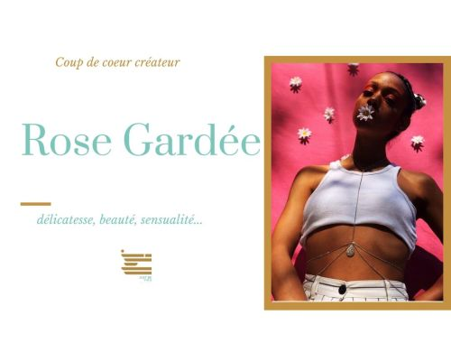 Interview Rose Gardée
