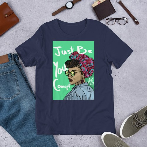 T-shirt Just Be You