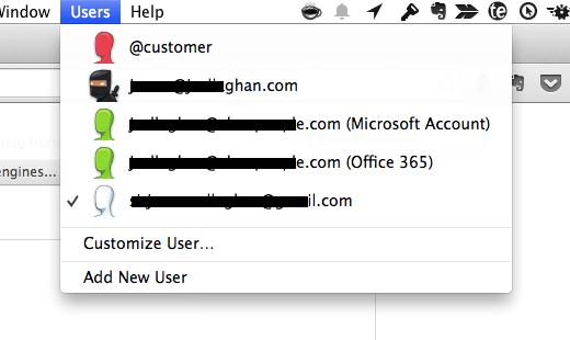 Chrome Users - Title Bar Menu