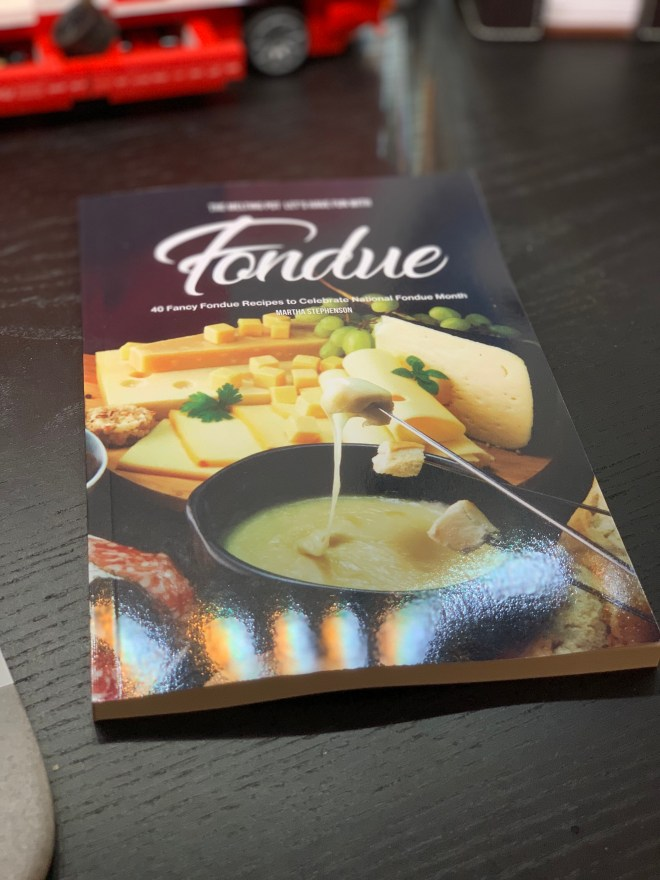Fondue and Racelete research.