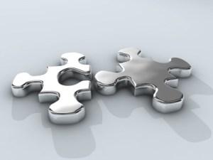 big chrome puzzle
