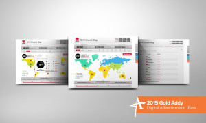 Infographics brought to life - interactive, fun, useful.