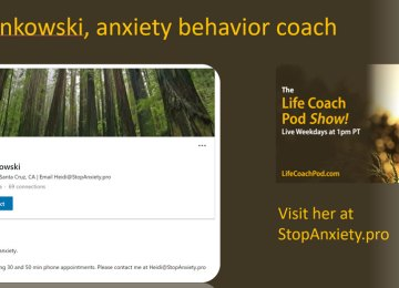 Managing Anxiety with Heidi Koronkowski