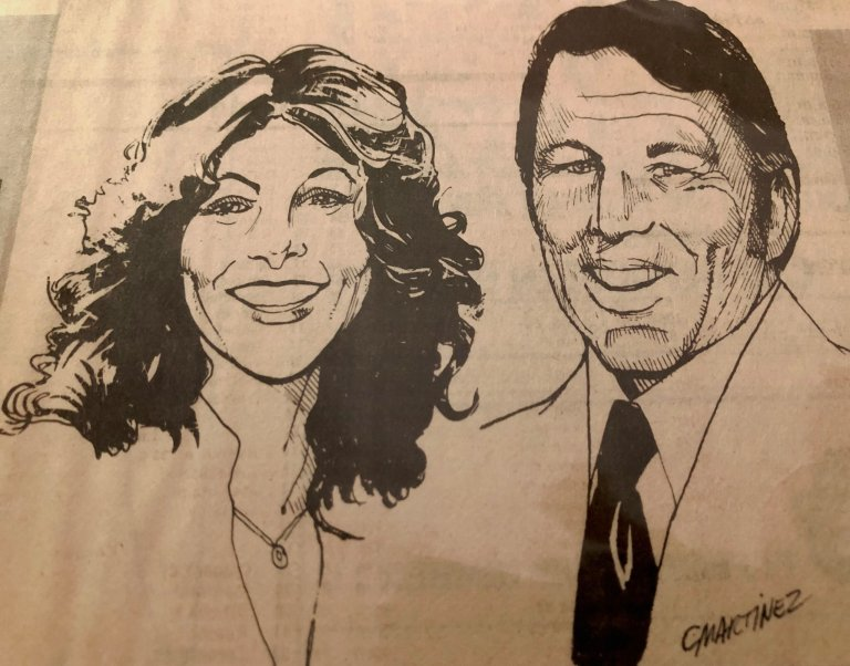 Lyman and Charlene Smith Ventura 1980