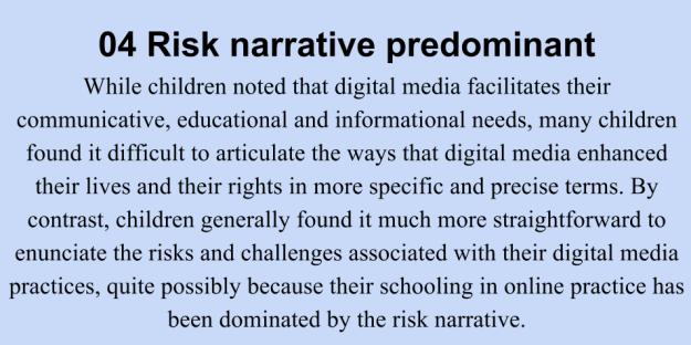 04 Risk Narrative Predominant