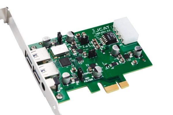 hi-end audiophile usb audio card