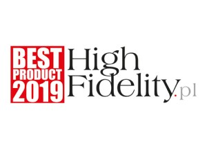 Best Product 2019 award for m12 switch magic audiophile network switch
