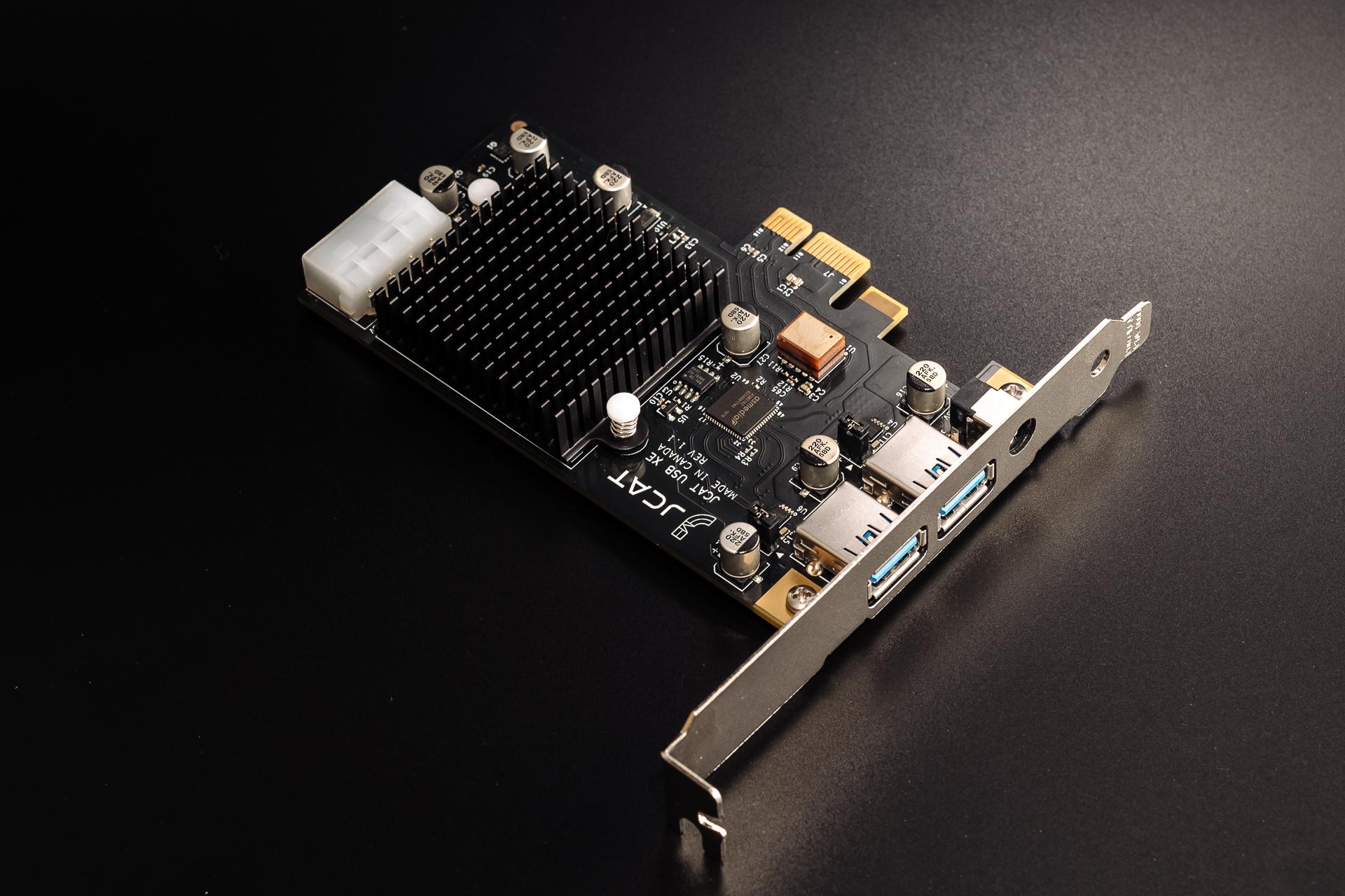 USB Card XE audiophile USB card
