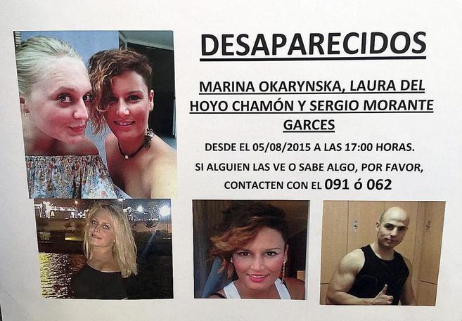 Desaparecidas en Cuenca