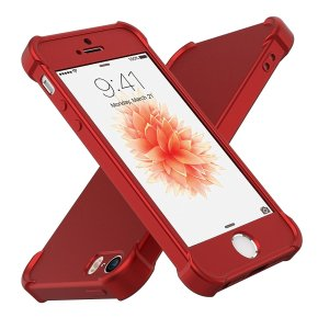 funda iPhone roja