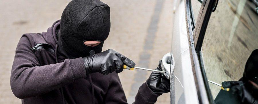 coches robados
