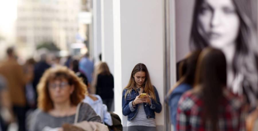 reto del vecino de móvil