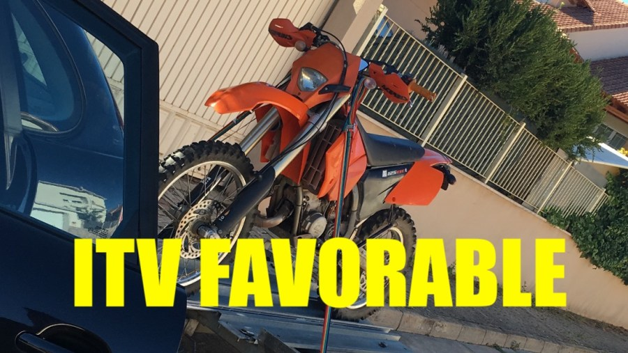 ITV favorable KTM