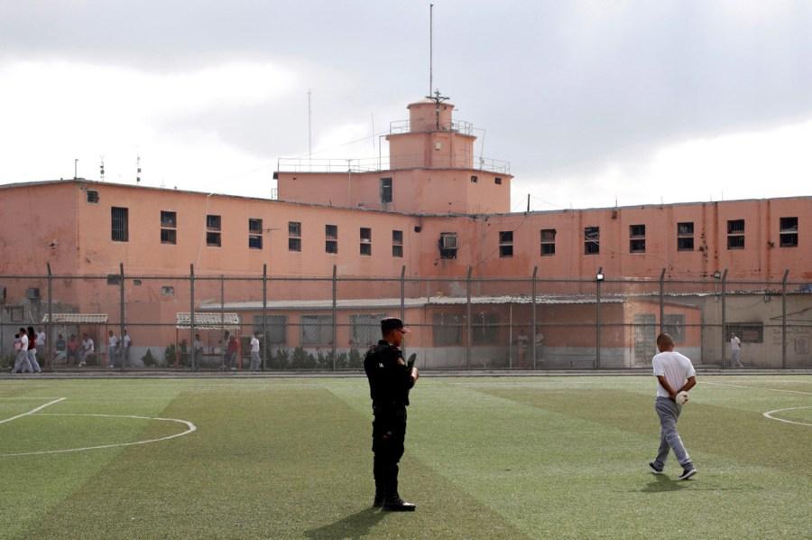 prisión Topo Chico
