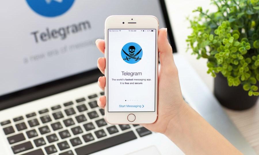 Infiltrado en Telegram