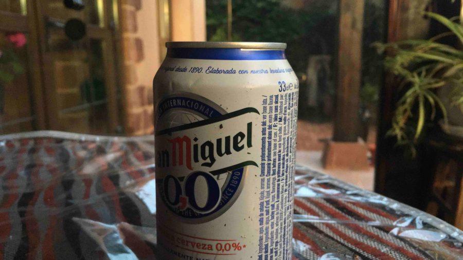 Cerveza caducada 5 años