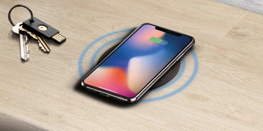 Cargadores inalámbricos de móviles