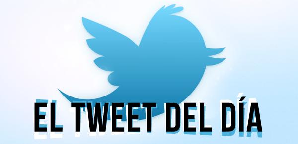 tweet del día