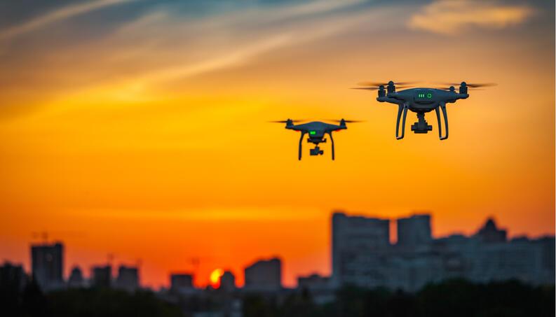 4-3-2021 drones chinos