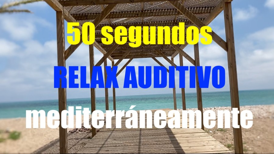 Relax auditivo