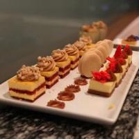 Sheraton @ Panama - Little Desserts at the Club Lounge - 01