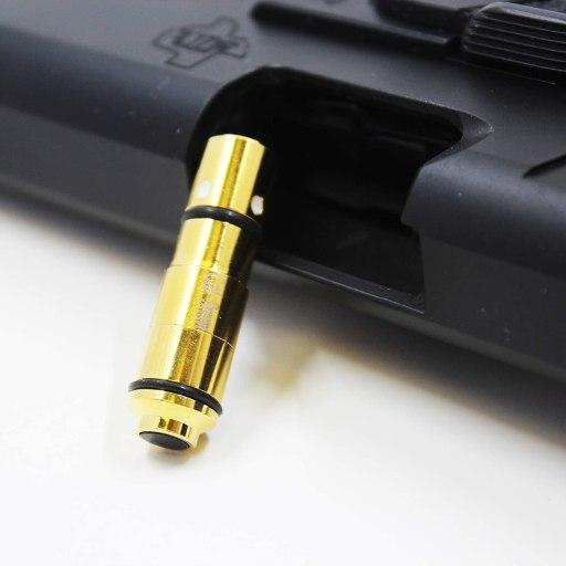Pink rhino laser bullet