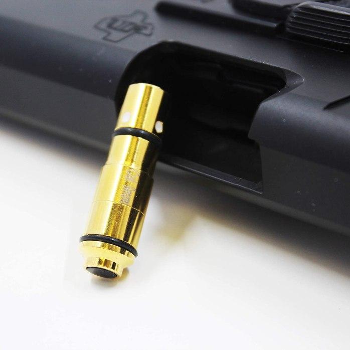 Laser bullet insert for the laser ammo smokeless range