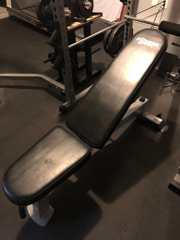 Fitness Gear Pro Ub600 : fitness, ub600, Fitness, Utility, Weight, Bench, UB-600, JCBower
