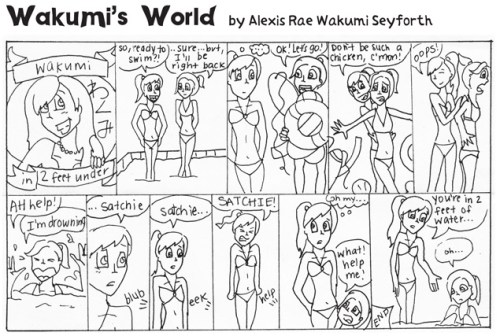 Wakumi\'s World