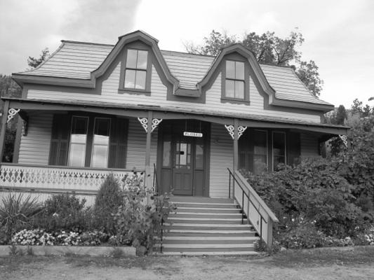 リルエットで保存されている宮崎ヘリテージ・ハウス、写真提供:筆者