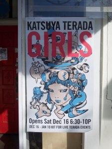 "Katsuya Terada ""GIRLS"" Exhibition"