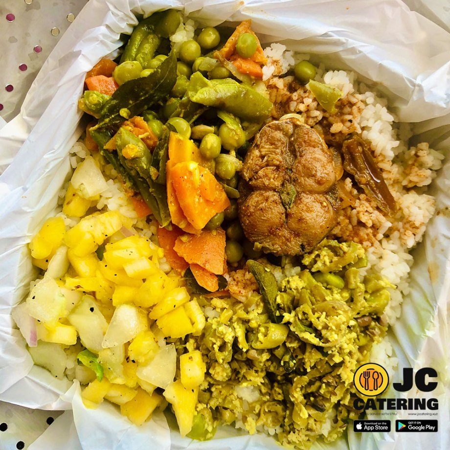 Home Cooked Fish Lunch Pack