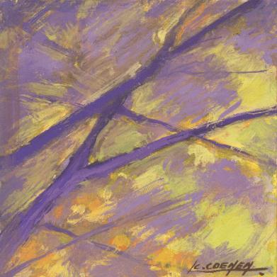 2005 - Gouache / Vegetal 001