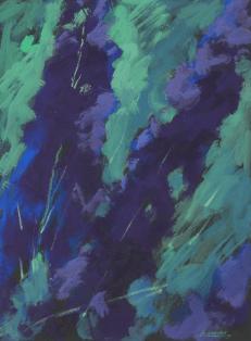 2006 - Gouache / Floral 004