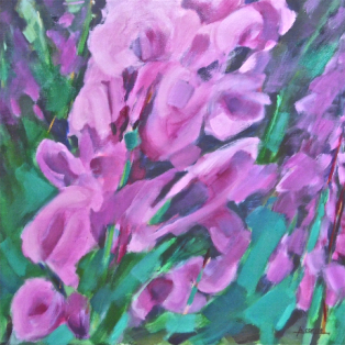 2011 - Huile / Floral 002