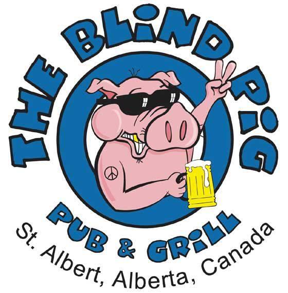 Blind Pig Logo