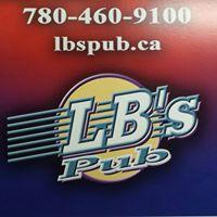 LB's Pub logo