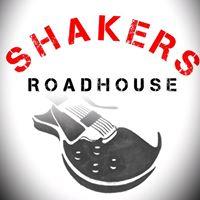 Shakers Roadhouse logo