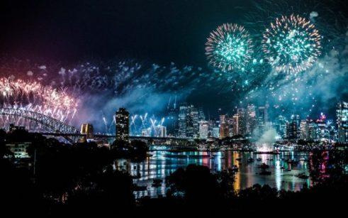 2019 Fireworks