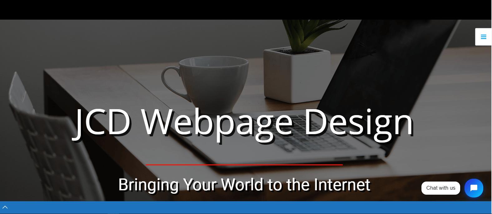 JCD Webpage Design