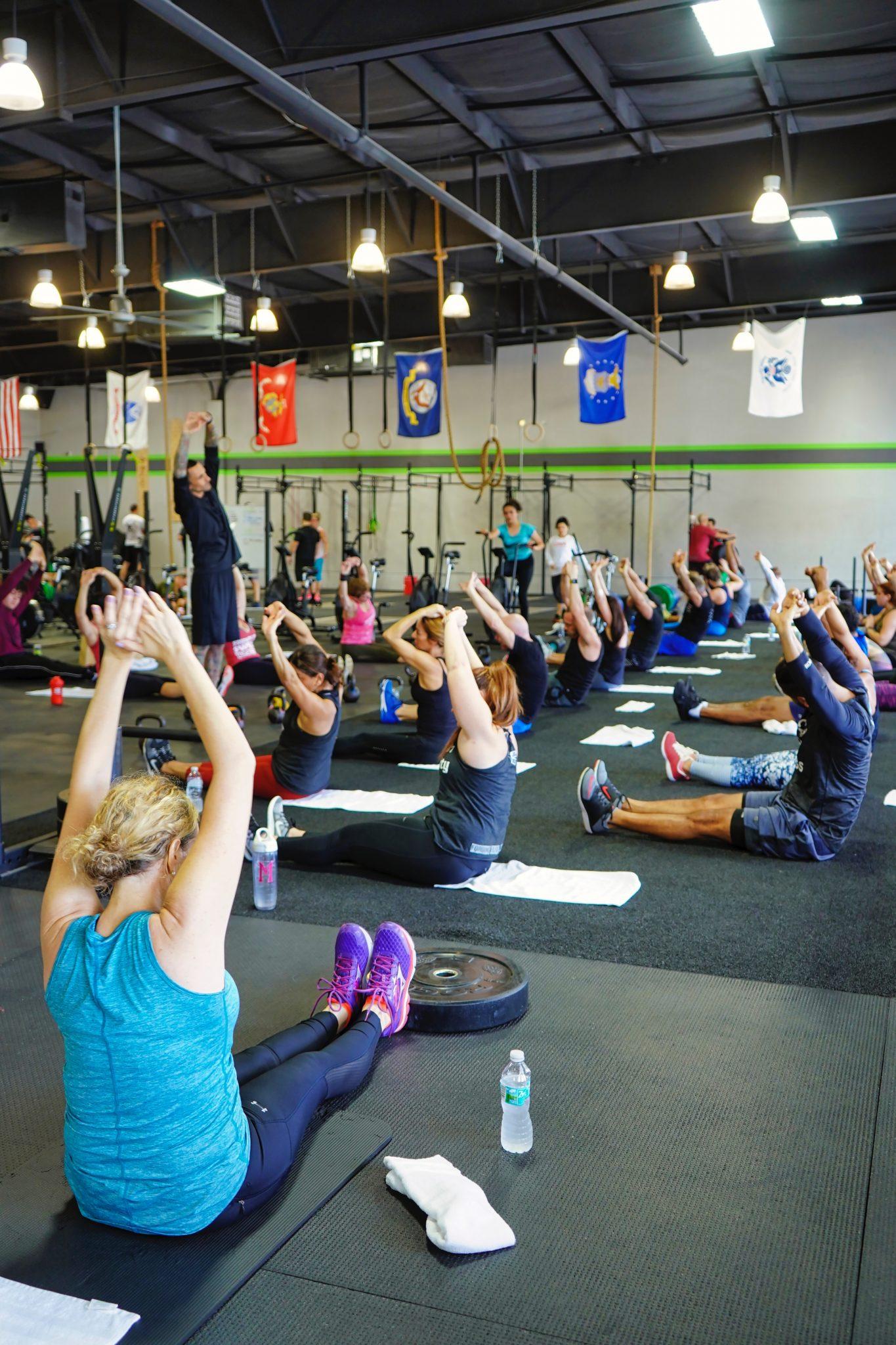 Fitness Class Booking Website