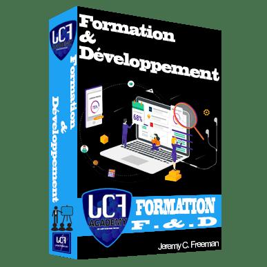 formation développement jcf academy