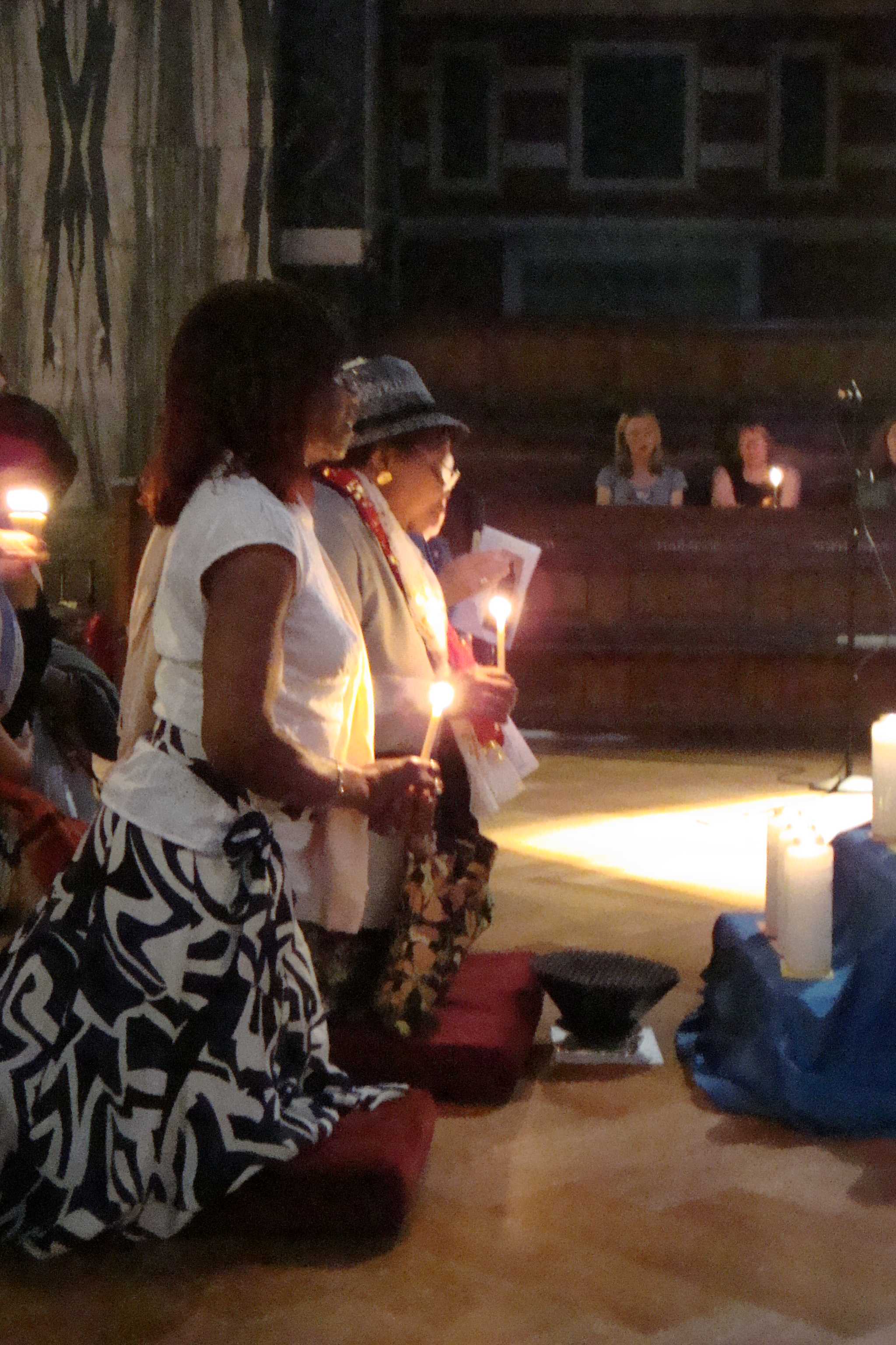 Taize-Style Prayer Vigil at Westminster Cathedral (JCFL)