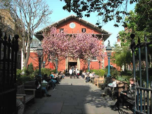 St. Paul's, Covent Garden