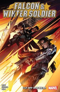 Cover of Falcon and Winter Soldier