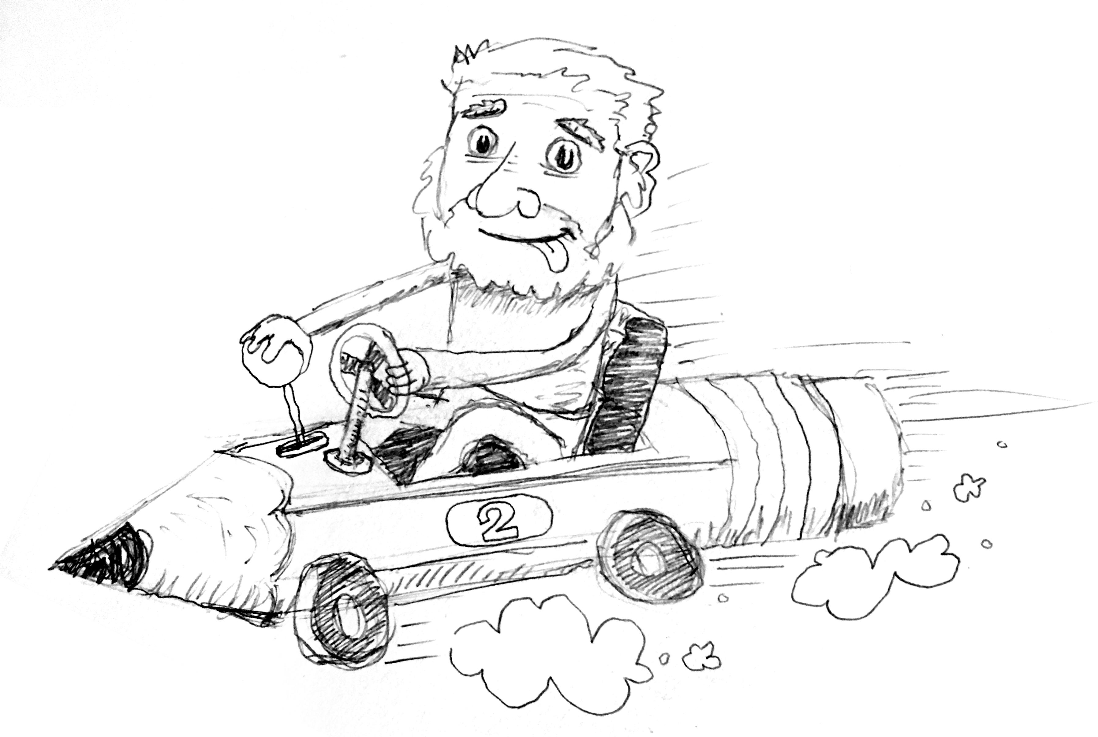 Race Car Wrangler