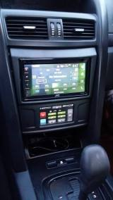 JVC Head-unit & Fitting Kit into a Holden VE Ute