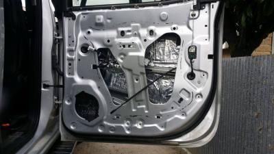 Sound Deadening & Audison System - Chevrolet Silverado